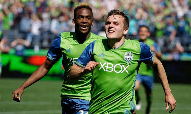 Jordan Morris' hot streak continues in Sounders' 1-0 win