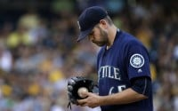 Storen gives up 4 runs in Mariners' debut in loss to Pirates