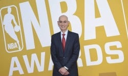 Recent comments from NBA commissioner Adam Silver made it clear why Seattle can't wait on the league to expand before proceeding on an arena. (AP)