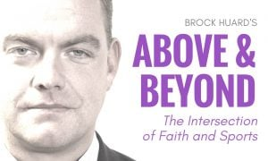 Above & Beyond with Brock Huard