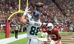 Seahawks TE Will Dissly