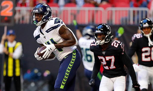 Seahawks WR DK Metcalf...