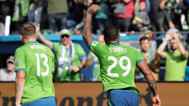 Sounders beat Minnesota