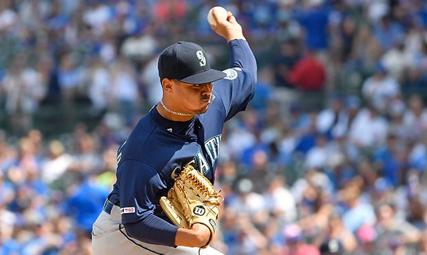 Mariners LHP Justus Sheffield