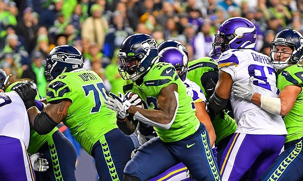 Group of Seahawks overcome flu bug vs. Vikings: 'It was legit'