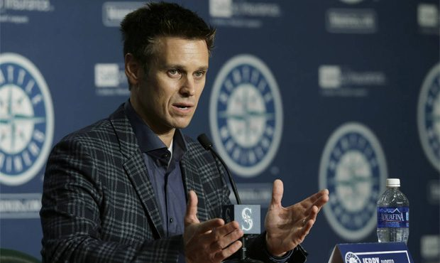 Mariners GM Jerry Dipoto