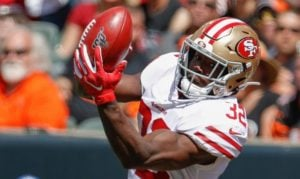 Seahawks claim defensive back D.J. Reed from 49ers