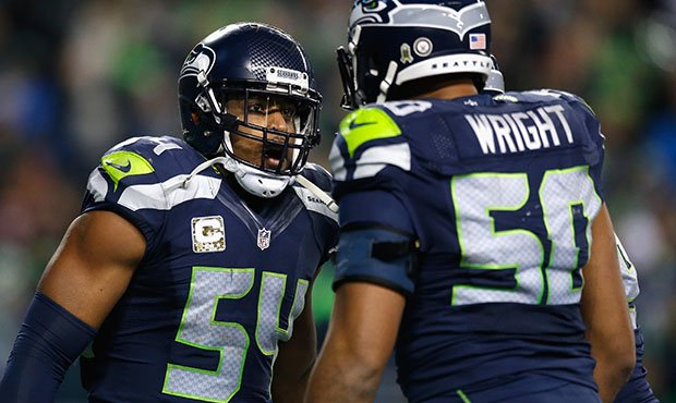 Seahawks LBs Bobby Wagner and K.J. Wright