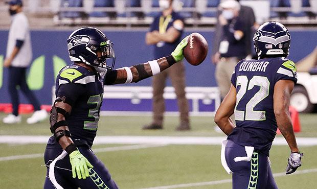 Seahawks Jamal Adams...