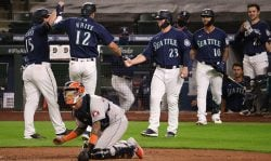 Mariners Astros