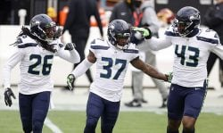 Seahawks Griffin Diggs Dunlap