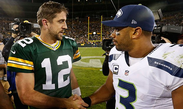 Clayton: Seahawks gave Wilson support Packers won't give Rodgers